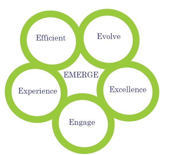 5 in 1 core values
